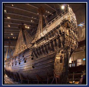 "Vasa Museum in Stockholm, Sweden. (Image: ""SoS"")"